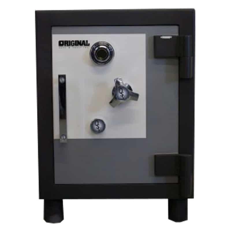 Original Safe & Vault Inc. Platinum High-Security Safe 2217x6 Closed