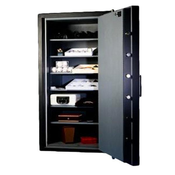 Original Safe & Vault Inc. Platinum High-Security Safe 7036x6 Open