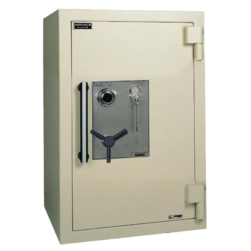 AMSEC High Security Jewelry Safe CF3524 Closed