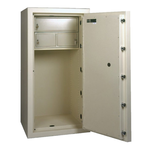 AMSEC High Security Jewlery Safe CF7236 Open