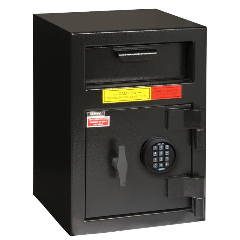 AMSEC DSF2014E5 depository safe closed