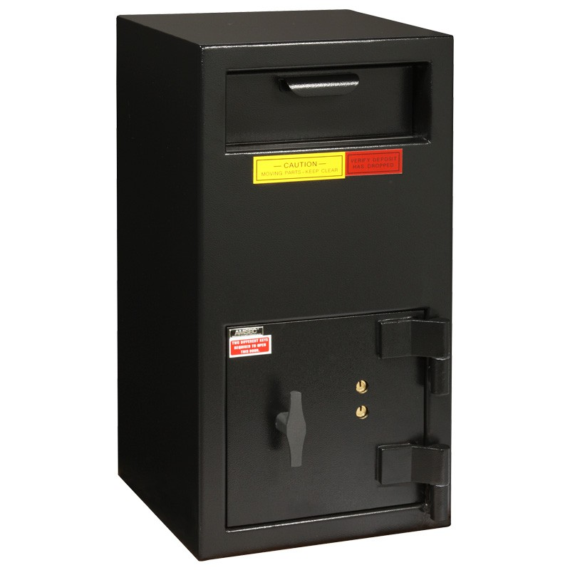 AMSEC Depository Safe DSF2714K Closed