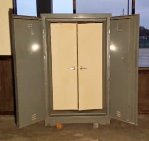 Die Bold Double Door
