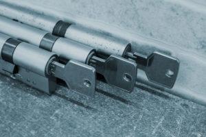 Keys in Lock Tumblers