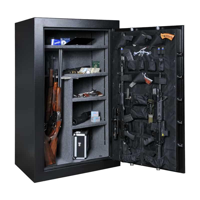 AMSEC FV 45 Minute Series Gun Safe FV6036 Open