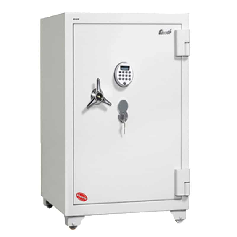 Jewel Security Two Hour Fire and Anti-Burglary Safe JFB1054 Closed