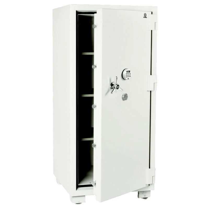 Jewel Security Two Hour Fire and Anti-Burglary Safe JFB1505 Open