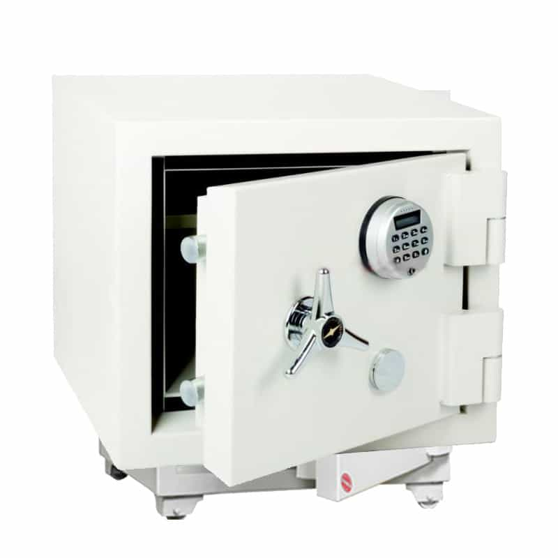 Jewel Security Two Hour Fire and Anti-Burglary Safe JFB450 Open