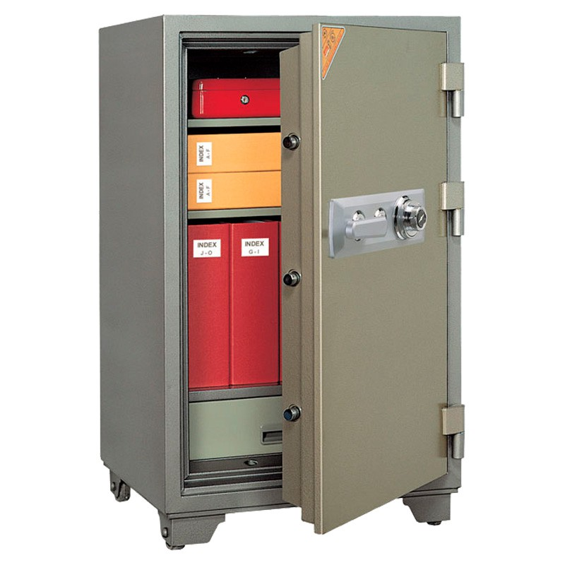 Jewel Security Two Hour Fire Safe JST1000 Open