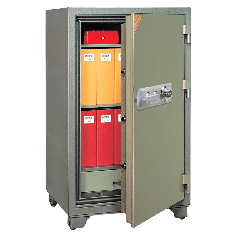 Jewel Security Two Hour Fire Safe JST1200 Open