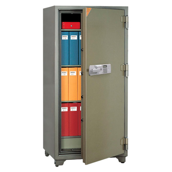 Jewel Security Two Hour Fire Safe JST1700 Open