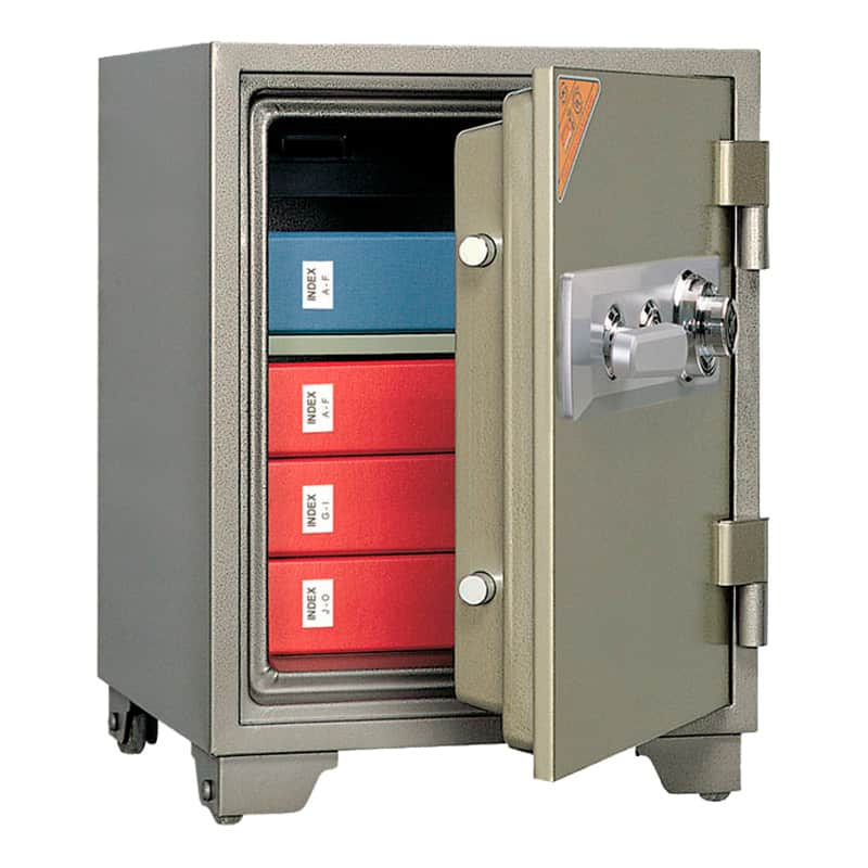 Jewel Security Two Hour Fire Safe JST610 Open
