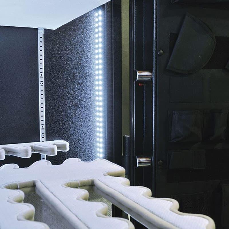 LED lighting kit for safes