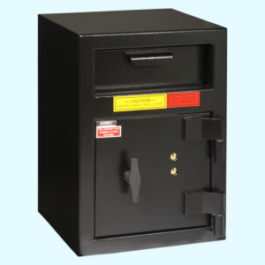 AMSEC Depository Safe DSF2014K Closed