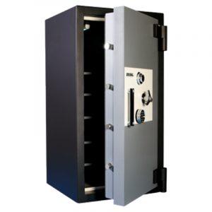 Original Safe & Vault Inc. Platinum High-Security Safe 5625x6 Open. safe services