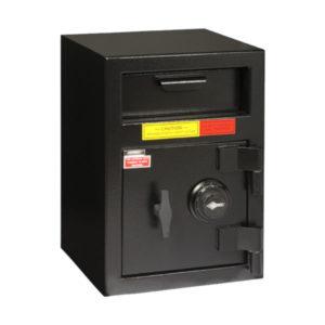 AMSEC DSF2014c Drop Safe Black with Dial Lock